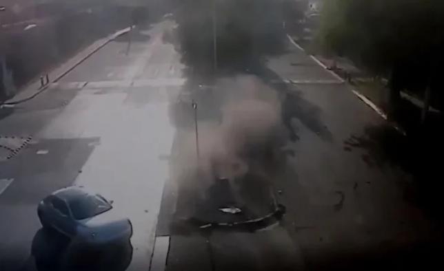Difunden video del momento del accidente del futbolista Joao Maleck en Jalisco