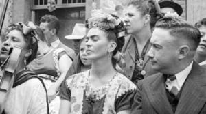 Detienen en Morelos a sujeto que pretendía vender obra perdida de Frida Kahlo