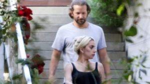 Difunden foto de Lady Gaga saliendo de casa de Bradley Cooper