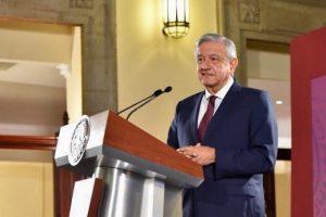 Afirma AMLO que se evitó crisis con acuerdo con EU