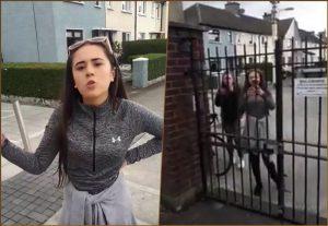 VIDEO: Adolescentes agreden y discriminan a mexicano en Dublín