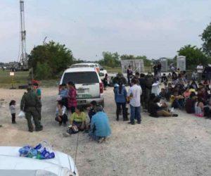 Rompe récord la inmigración ilegal en Valle de Texas