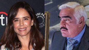 'Si no quieres el riñón, pues muérete'... Ana Claudia Talancón explota contra Vicente Fernández (VIDEO)