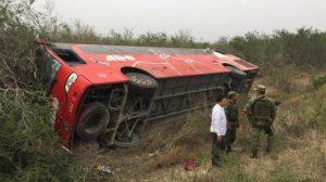 Acusan a ADO de evadir responsabilidad en accidente en Tamaulipas