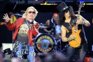 La legendaria banda Guns N' Roses se presentará en México