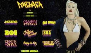 Captan a Gwen Stefani en calles de Monterrey (VIDEO)