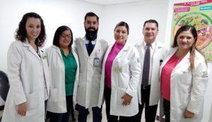 Médicos del IMSS sacan feto para extraer tumor de mujer embarazada