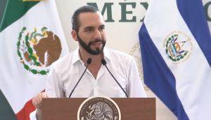 AMLO 'en verdad quiere lo mejor para México': Nayib Bukele, presidente de El Salvador