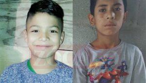 Reportan desaparición de dos niños en Piedras Negras