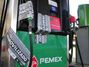 Inmoviliza la Profeco bombas de gasolina en Tamaulipas