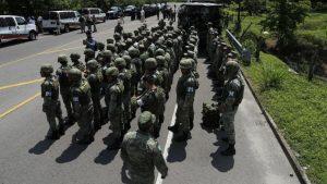 México podría enviar 6 mil efectivos a frontera con Guatemala