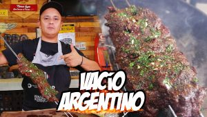 Vacío argentino con salsa gremolata | Laredo Grill