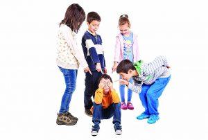 Cuatro de 10 niños sufren  discriminación