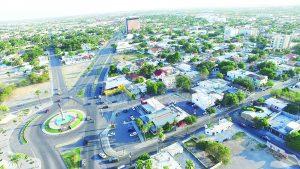 Monumento a Benito Juárez cumple hoy 63 años