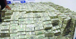 Corresponde a México fortuna de 'El Chapo'