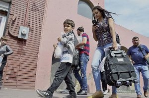 Desmienten a CDV; envía EU migrantes