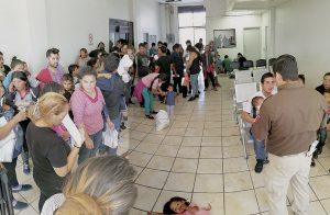 Satura EU de  migrantes a NLD;  enviaron ayer 180
