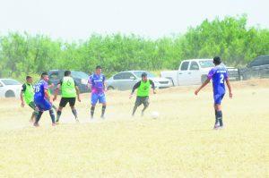 Madrugan a líderes  en la Azteca Soccer