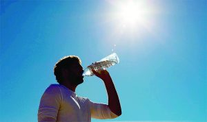 Calor hace subir  40% las consultas