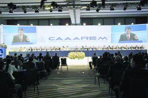 Realizará congreso CAAAREM en Mérida