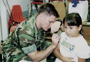 Regresa Operación Estrella Solitaria; ofrecen vacunas