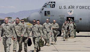 Envía EU 2 mil 100  soldados a frontera