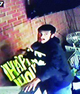 Piden ayuda para  localizar a ladrón
