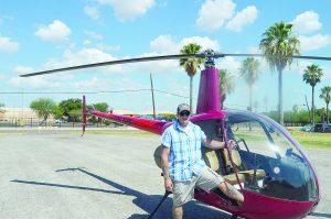 Pilotear   helicóptero;  lo máximo para muchos
