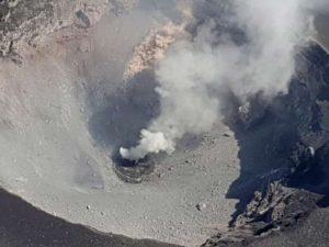 VIDEO: Así se ve el nuevo domo que se formó en el Popocatépetl