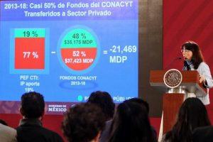 Busca Conacyt traer olimpiadas a México