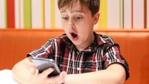 La edad adecuada para tener celular