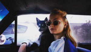 Sophie Turner, devastada tras la muerte de su perro