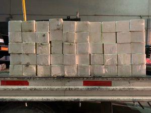 Decomisan 6.7 millones de dólares en metanfetaminas en Puente III