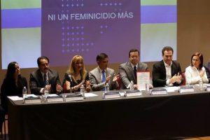 Lanzan en NL iniciativa contra feminicidios