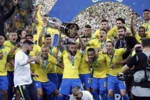 Conquista Brasil su novena Copa América