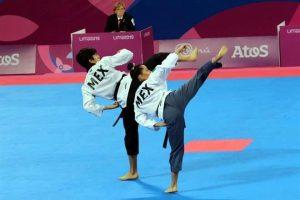 Logran taekwondoínes mexicanos oro en Lima