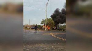 VIDEO: Mueren 2 en la carretera Camino Colombia