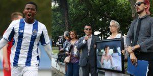 Familiar de víctima otorga el perdón a Joao Maleck