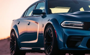 Dodge presenta el Charger SRT Hellcat 2020