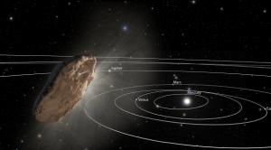 Científicos no están seguros si Oumuamua es una nave espacial o un asteroide