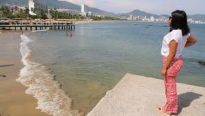 Playas de Acapulco: Rechazan que materia fecal afecte a bañistas