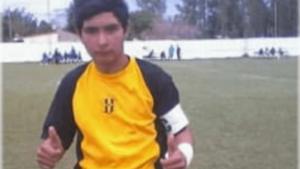 Muere portero a los 17 años; atajó penal con el pecho y se infartó