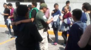 Más de 180 migrantes, en su mayoría centroamericanos fueron deportados