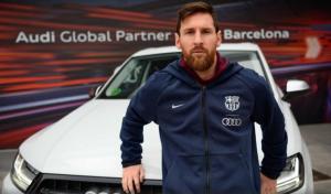 Messi y jugadores del Barcelona tendrán que devolver sus autos Audi