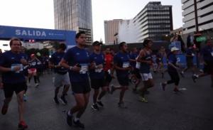 Fallece corredor durante Medio Maratón de la Ciudad de México