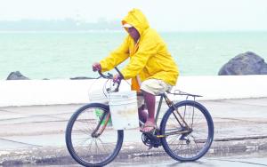 Se forma tormenta tropical Erick en el Pacífico; se espera que se convierta en huracán