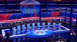 Hoy se llevará a cabo segundo debate entre aspirantes demócratas a la presidencia de EU