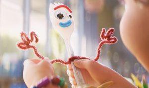 Disney retira juguete de Forky por riesgo de asfixia