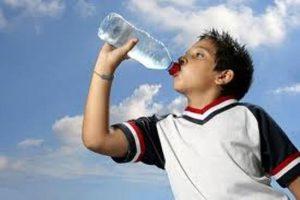 Enferma calor 15 niños cada semana
