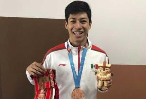 Marco Arroyo gana la primera medalla para México en Lima 2019